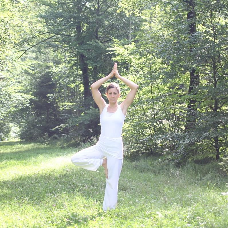 Yoga 60+ für das goldene Alter